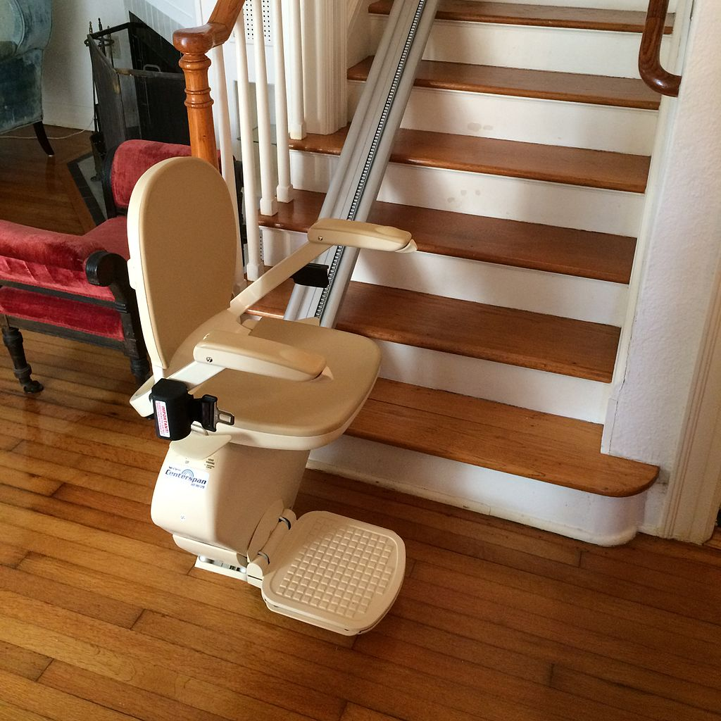 Centerspan_Medical_Stairlift